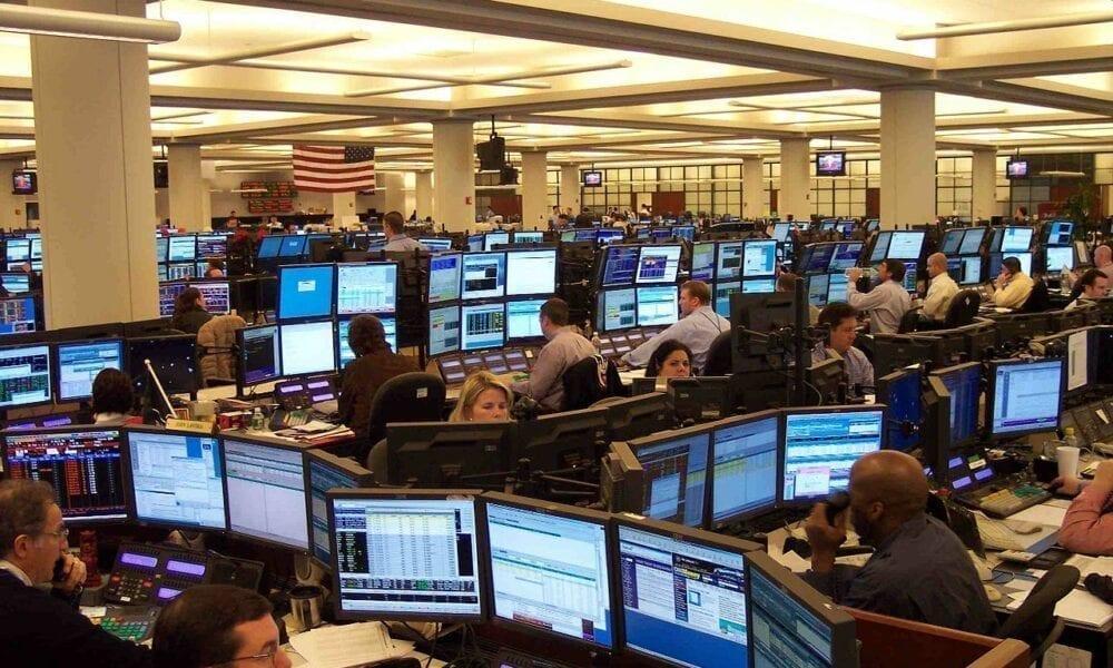 Die Börse und schwächeres Wachstum