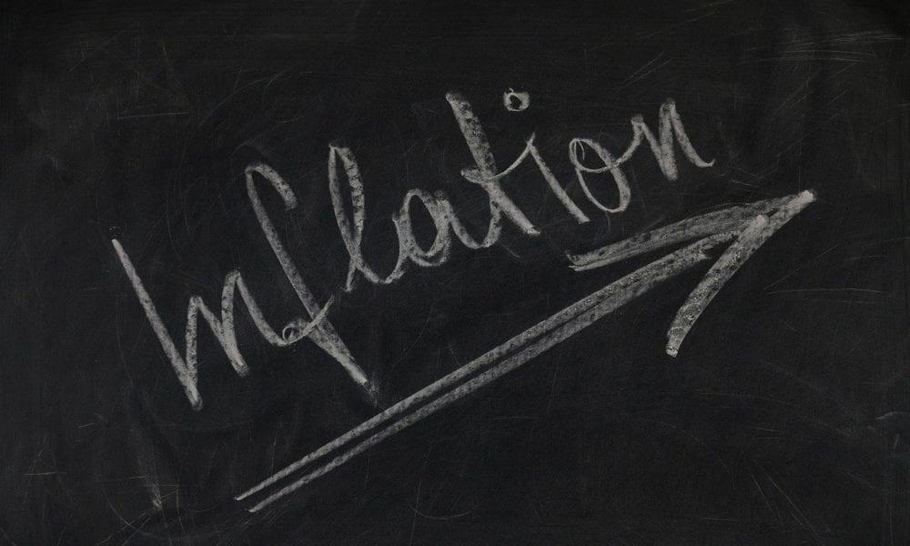 Zuerst Inflation, dann Deflation?