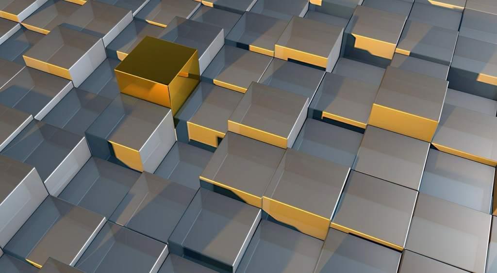 Palladium und Gold