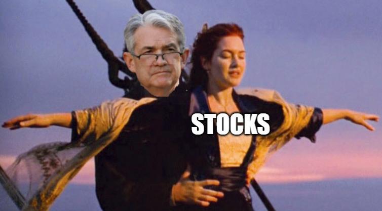 Powell bleibt dovish
