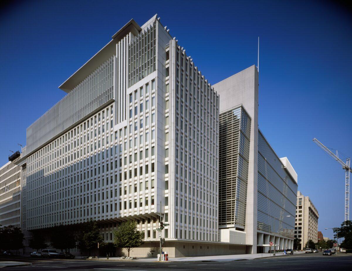 Die IWF-Zentrale in Washington DC