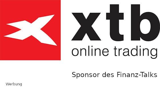 xtb Sponsor Finanz-Talk Boom & Bust