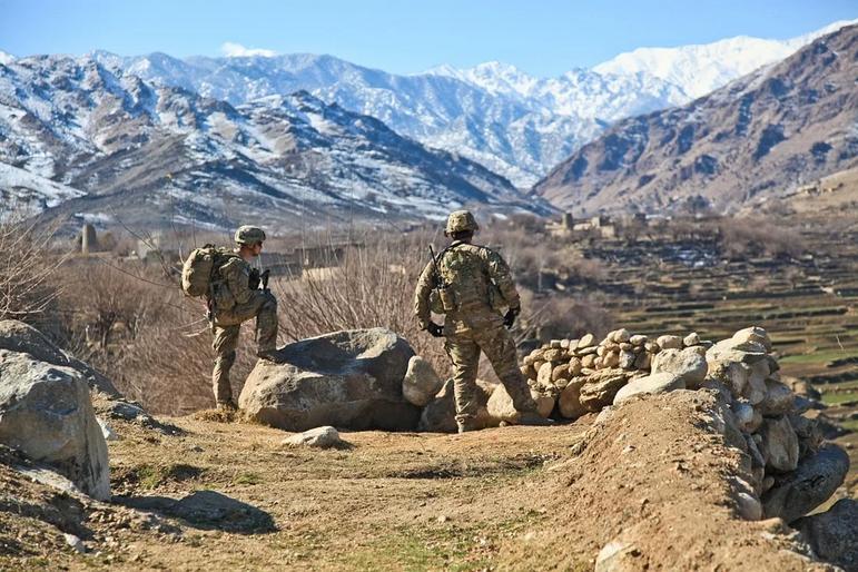 Afghanistan und westlicher Kontrollverlust
