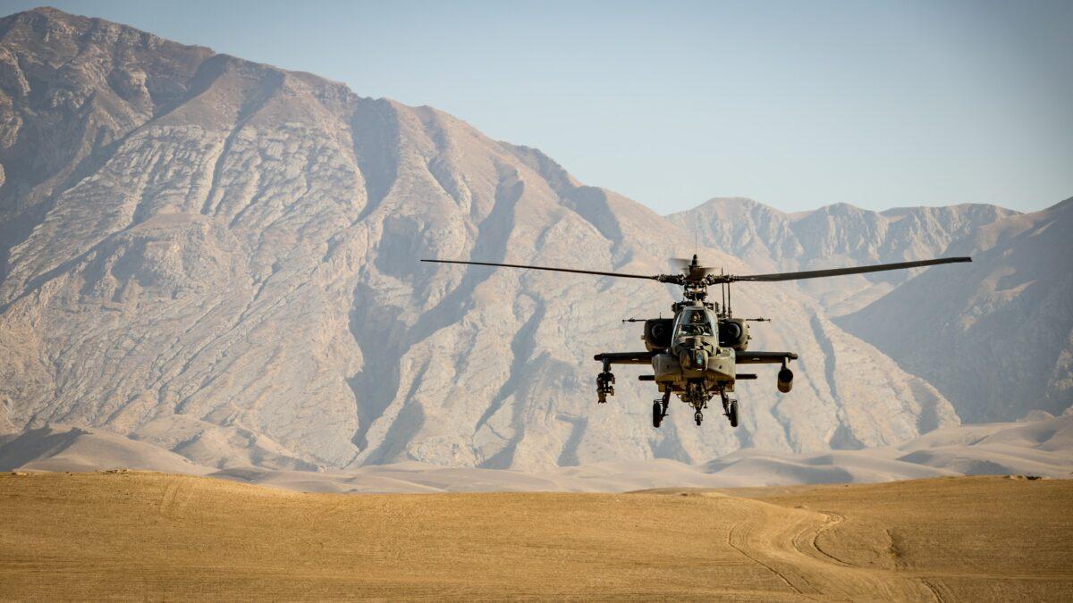 US-Hubschrauber in Afghanistan