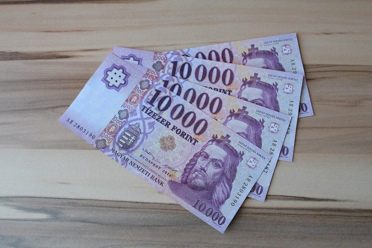 Forint-Geldscheine
