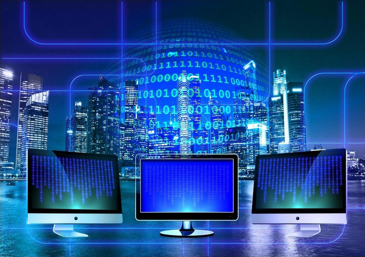 Internet und Bildschirme
