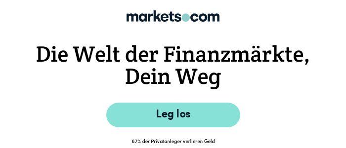 markets.com Die Welt der Finanzmärkte Dein Weg