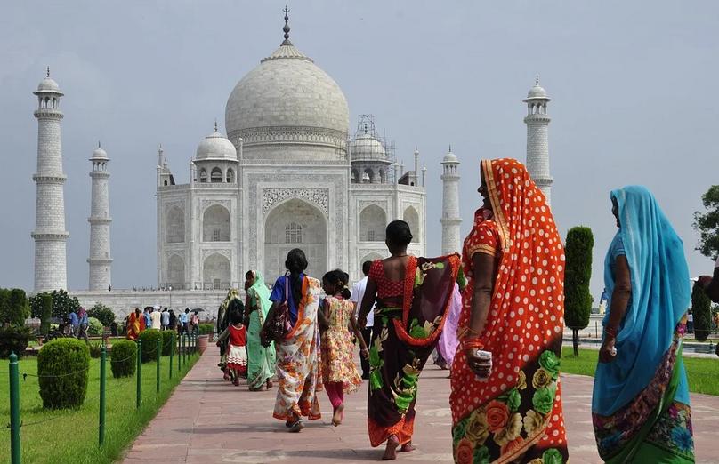 Indien und der Sensex
