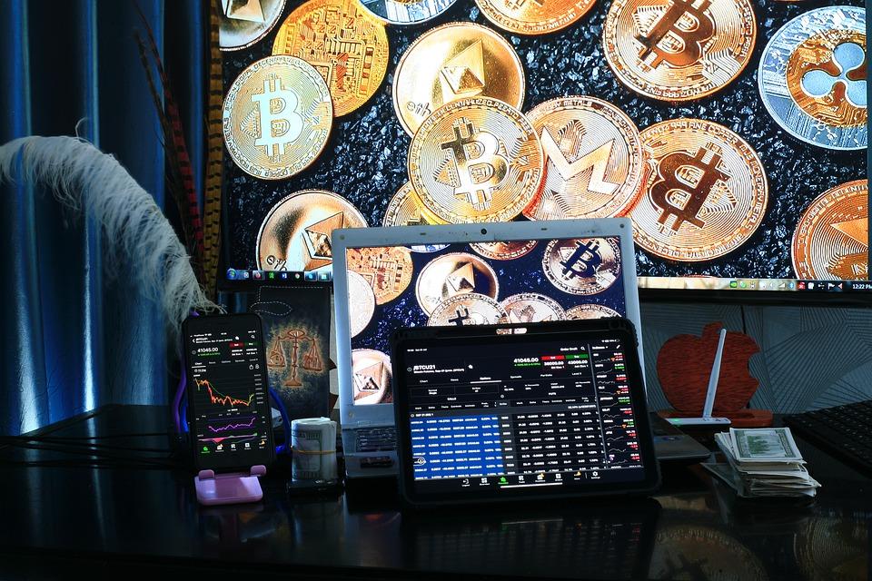 Kryptowährungen im Abverkauf