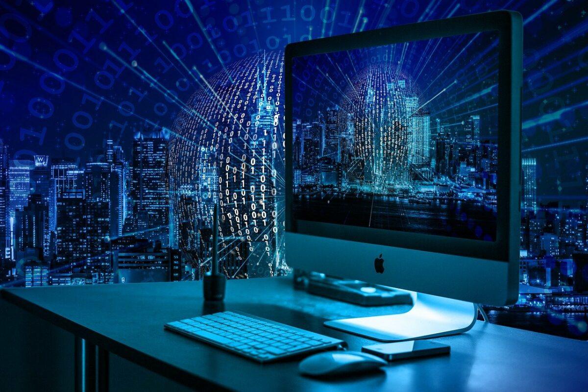Computer-Bildschirm