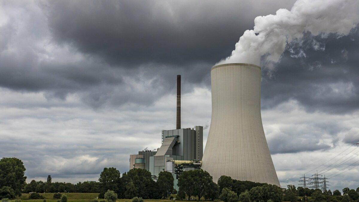 Beispielfoto für ein Kohle-Kraftwerk